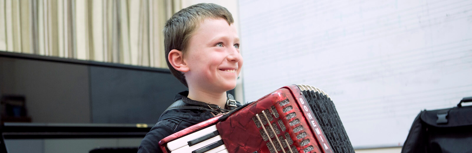 Accordion Online Summer School Image