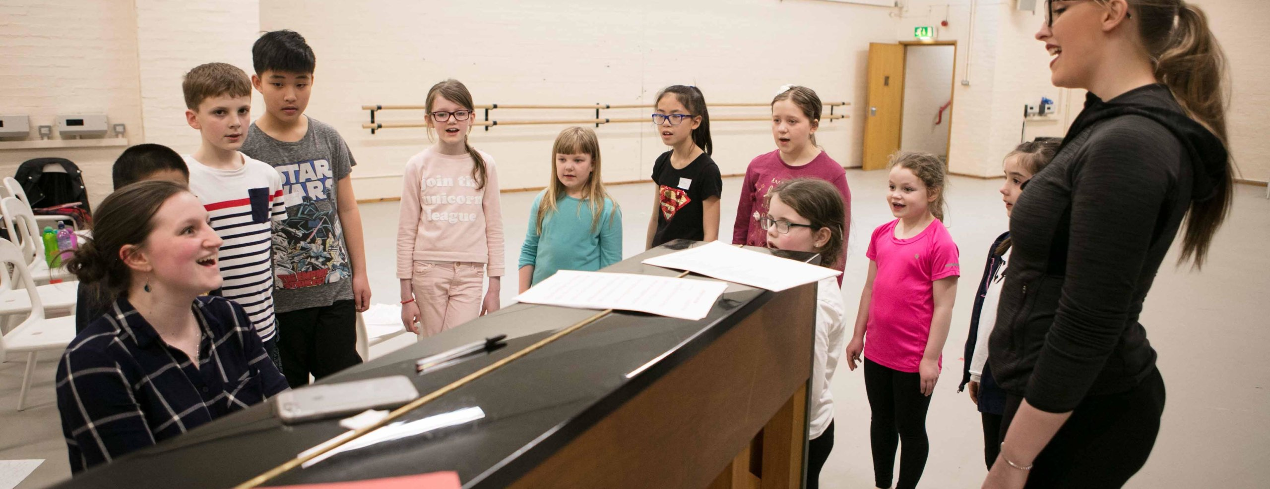 Musical Theatre for Primary 1 - 2 (online course) Image
