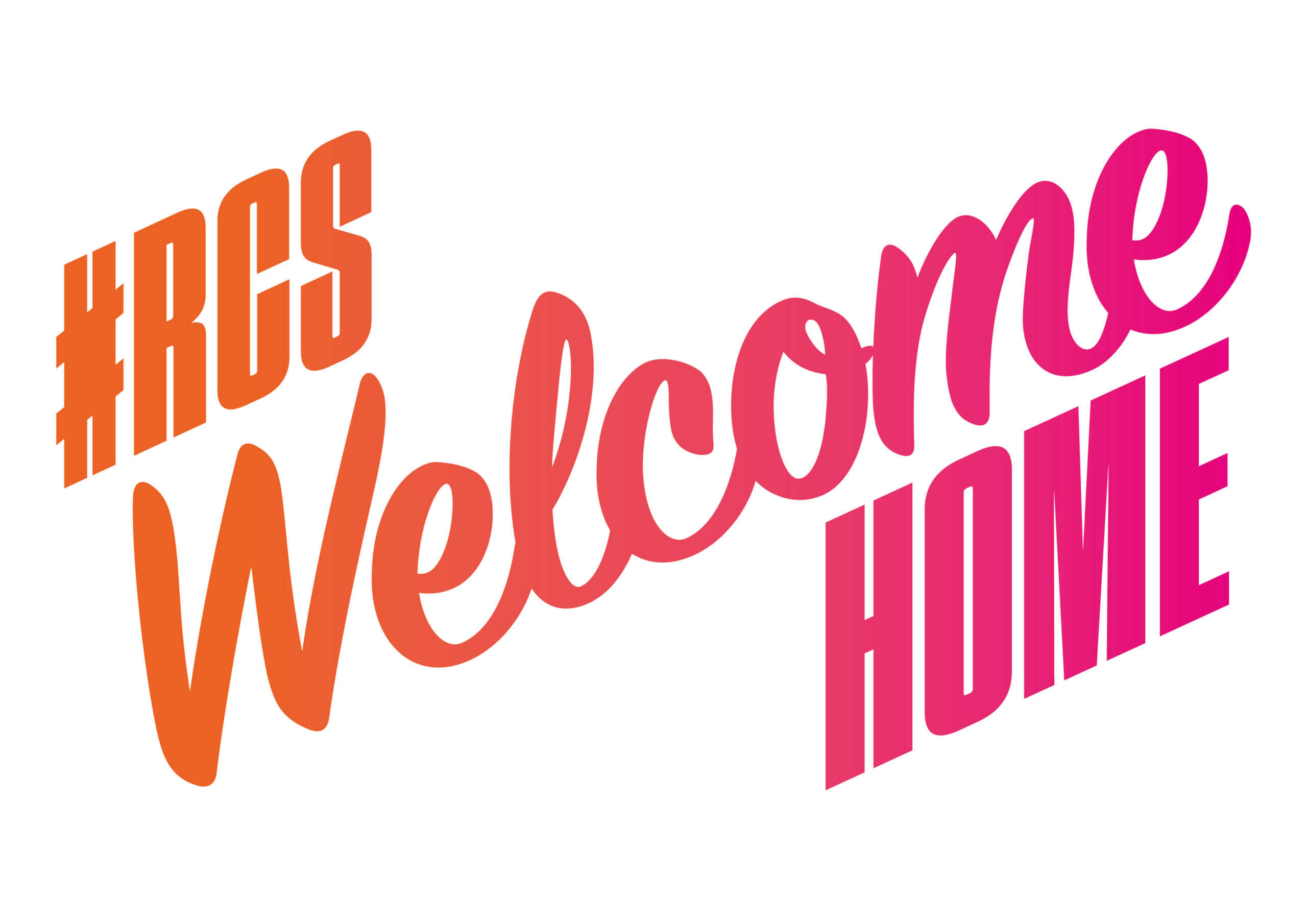RCS Welcome Home logo