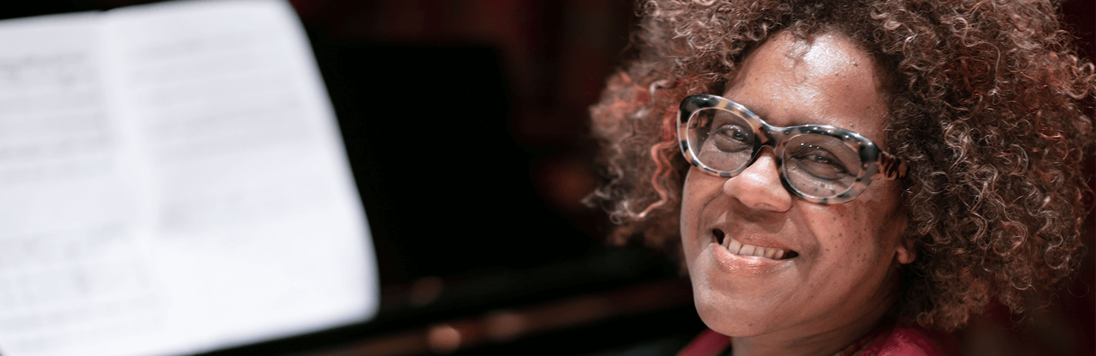 Composer Errollyn Wallen CBE appointed Visiting Professor of Composition Image