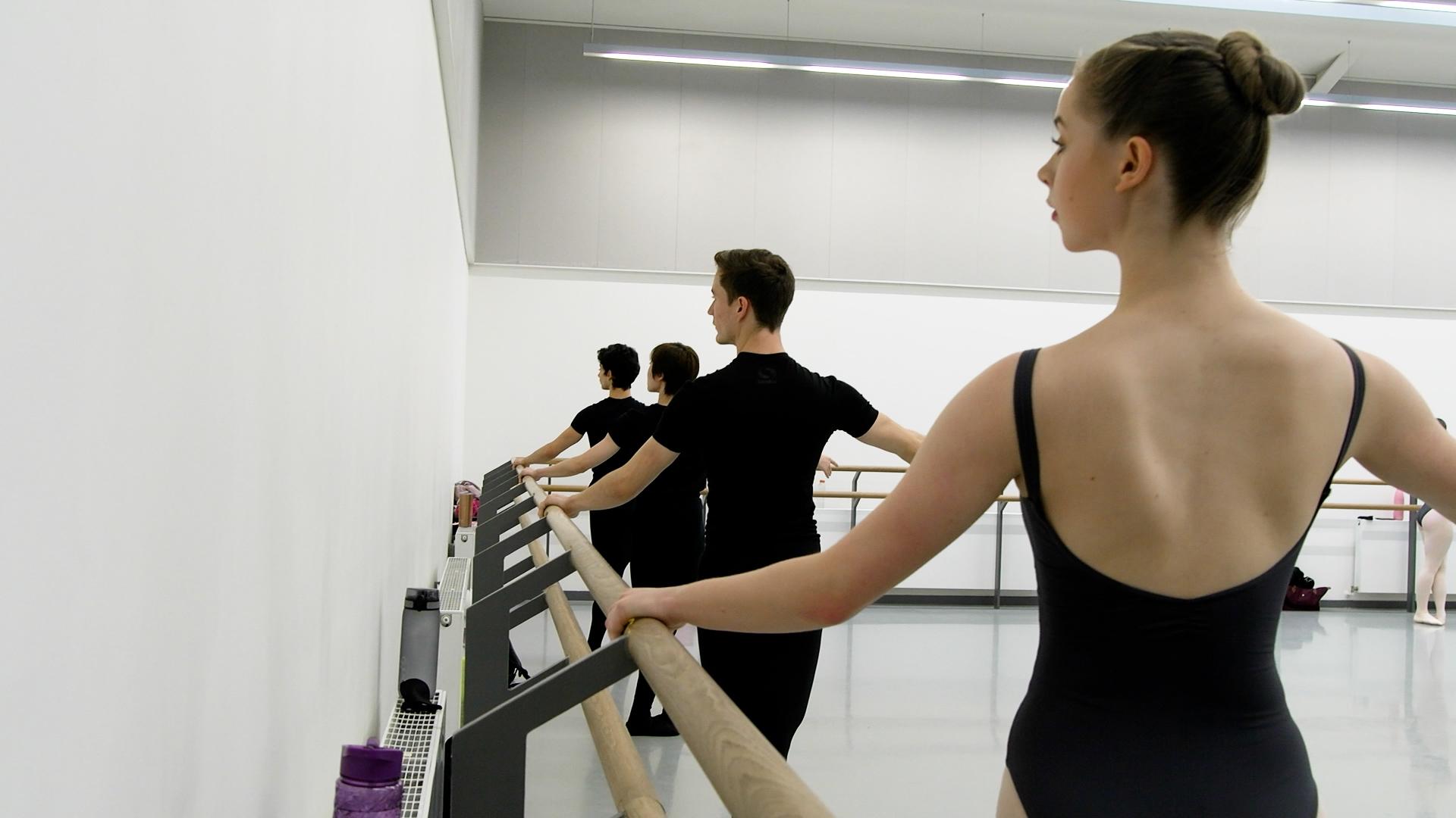 Brunch Ballet Buddies (ages 60+) Online Summer School Image