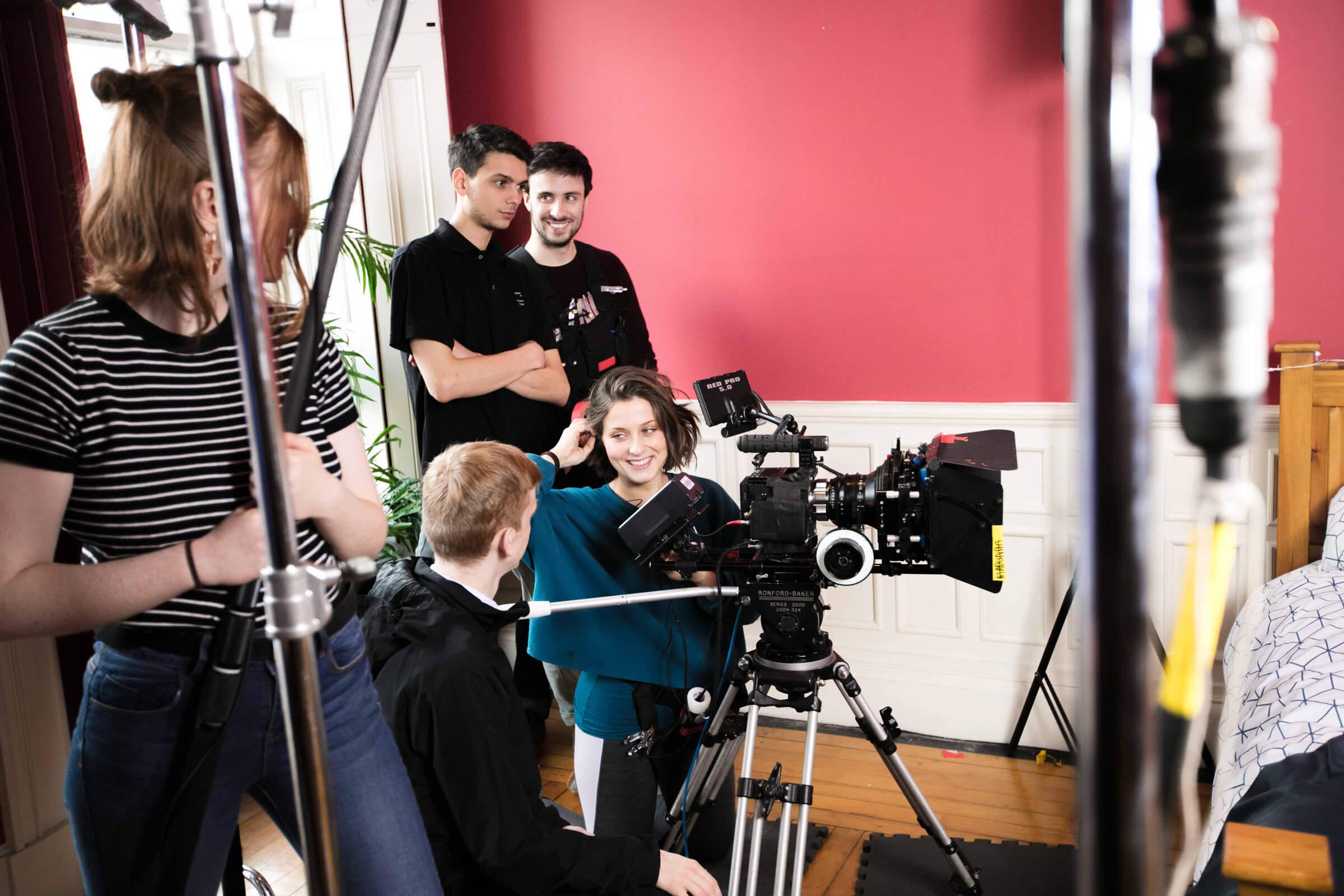 BA Filmmaking Image