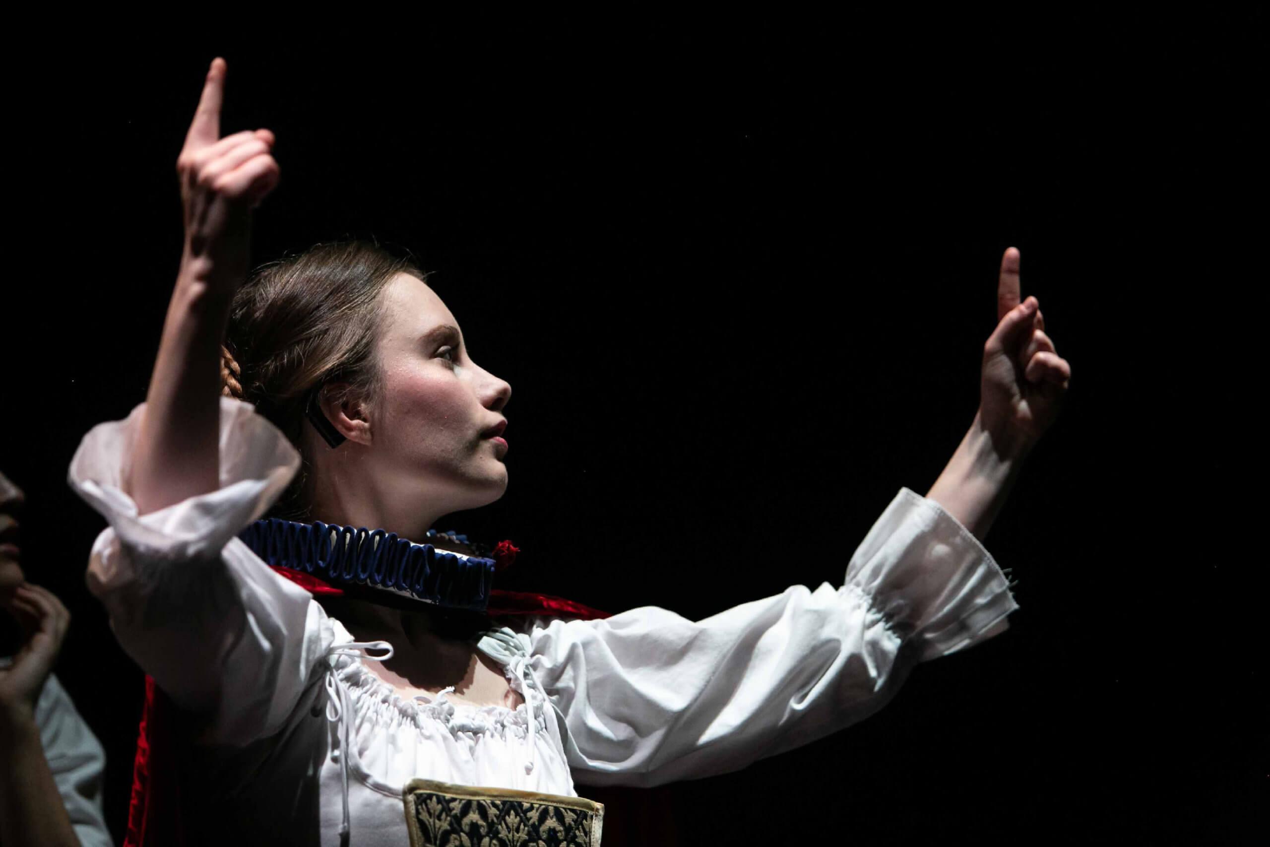 BA Performance in British Sign Language and English Image