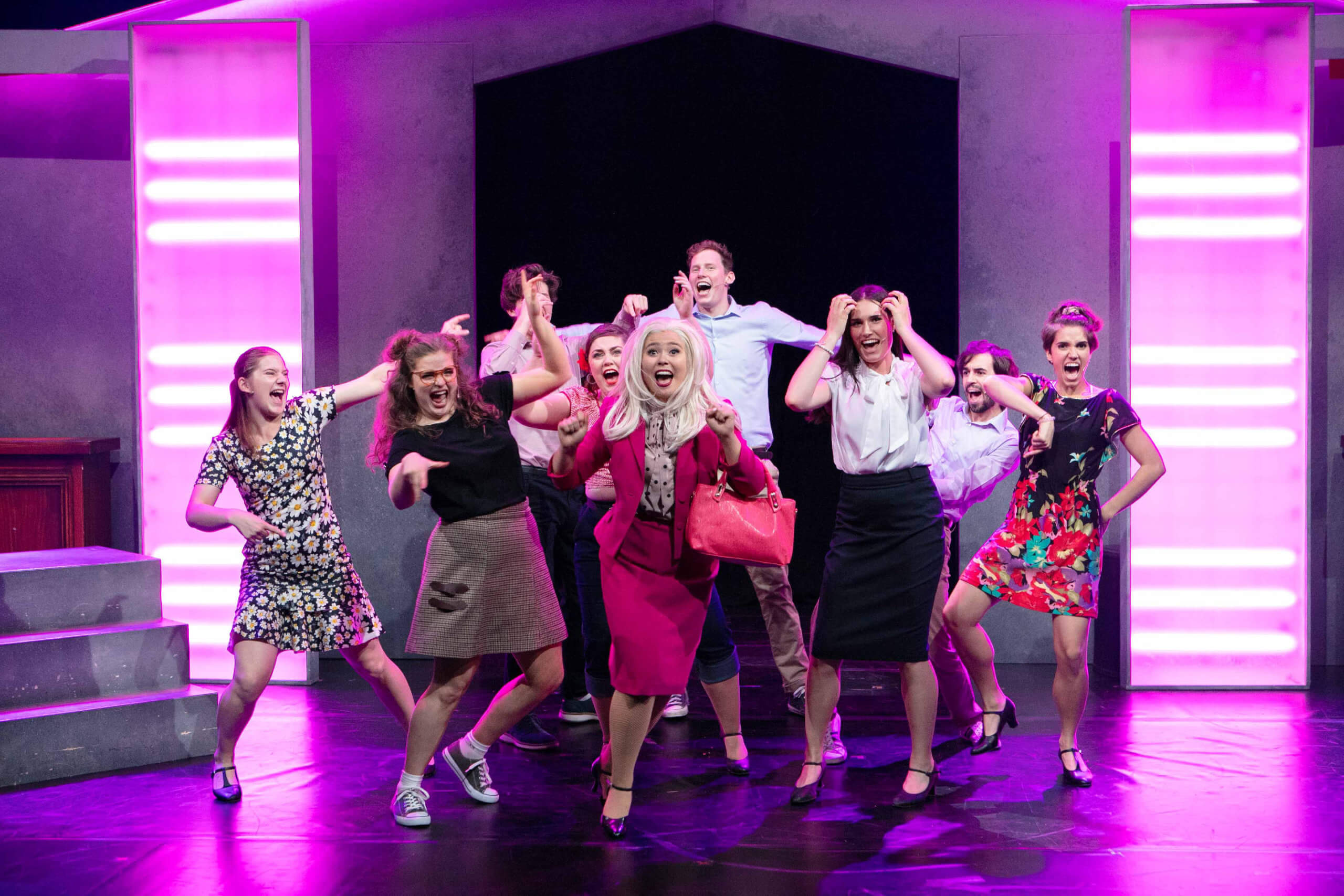 MA Musical Theatre: Performance Image
