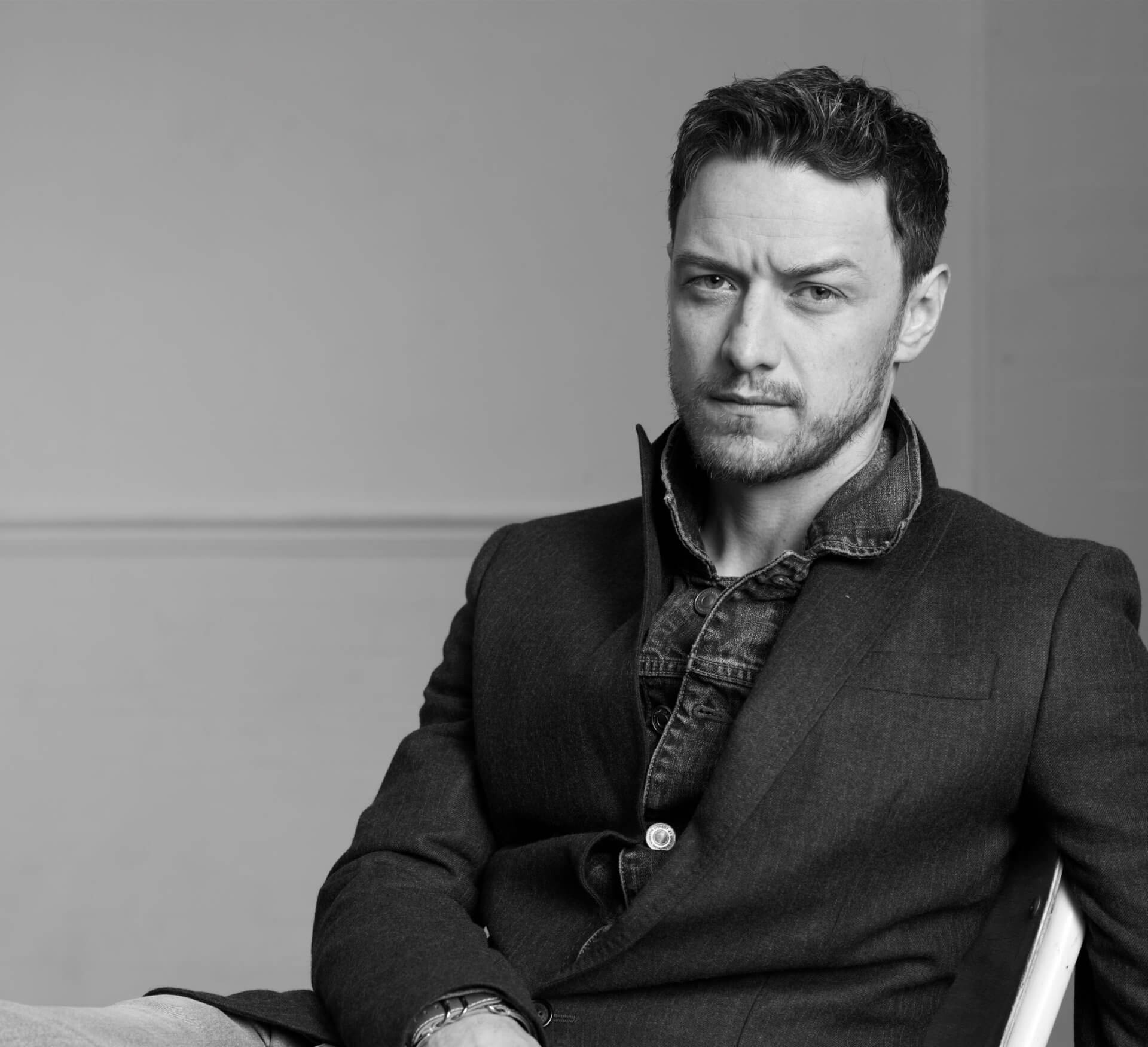 Actor and RCS graduate James McAvoy