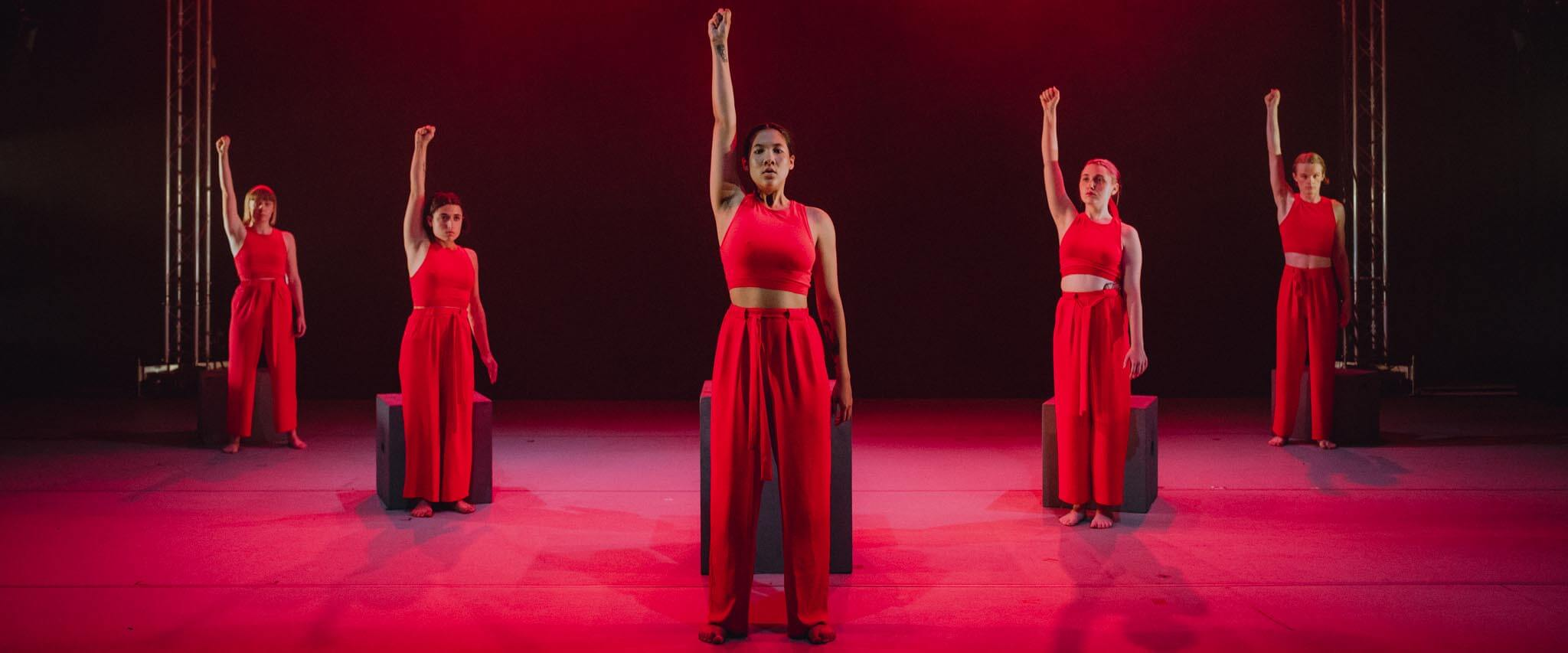 BA (Hons) Contemporary Performance Practice Image