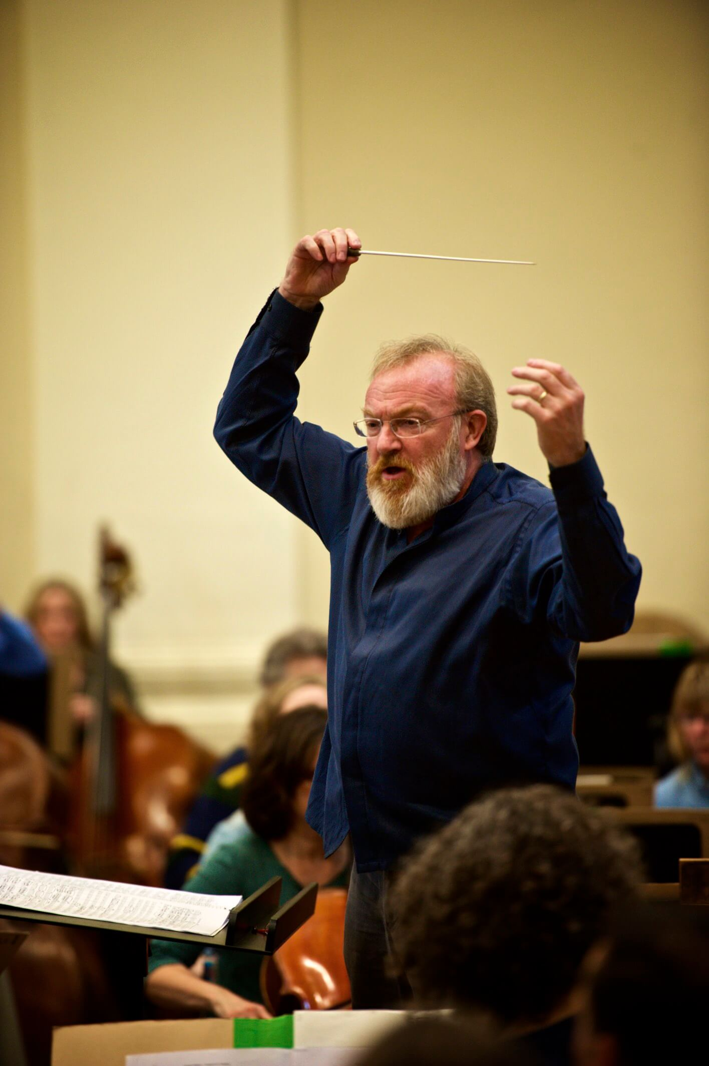 Internationally renowned musician Martyn Brabbins appointed Visiting Professor of Conducting Image