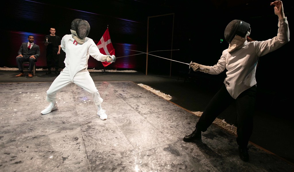 Dramatic Combat Online Summer School (16+) Image