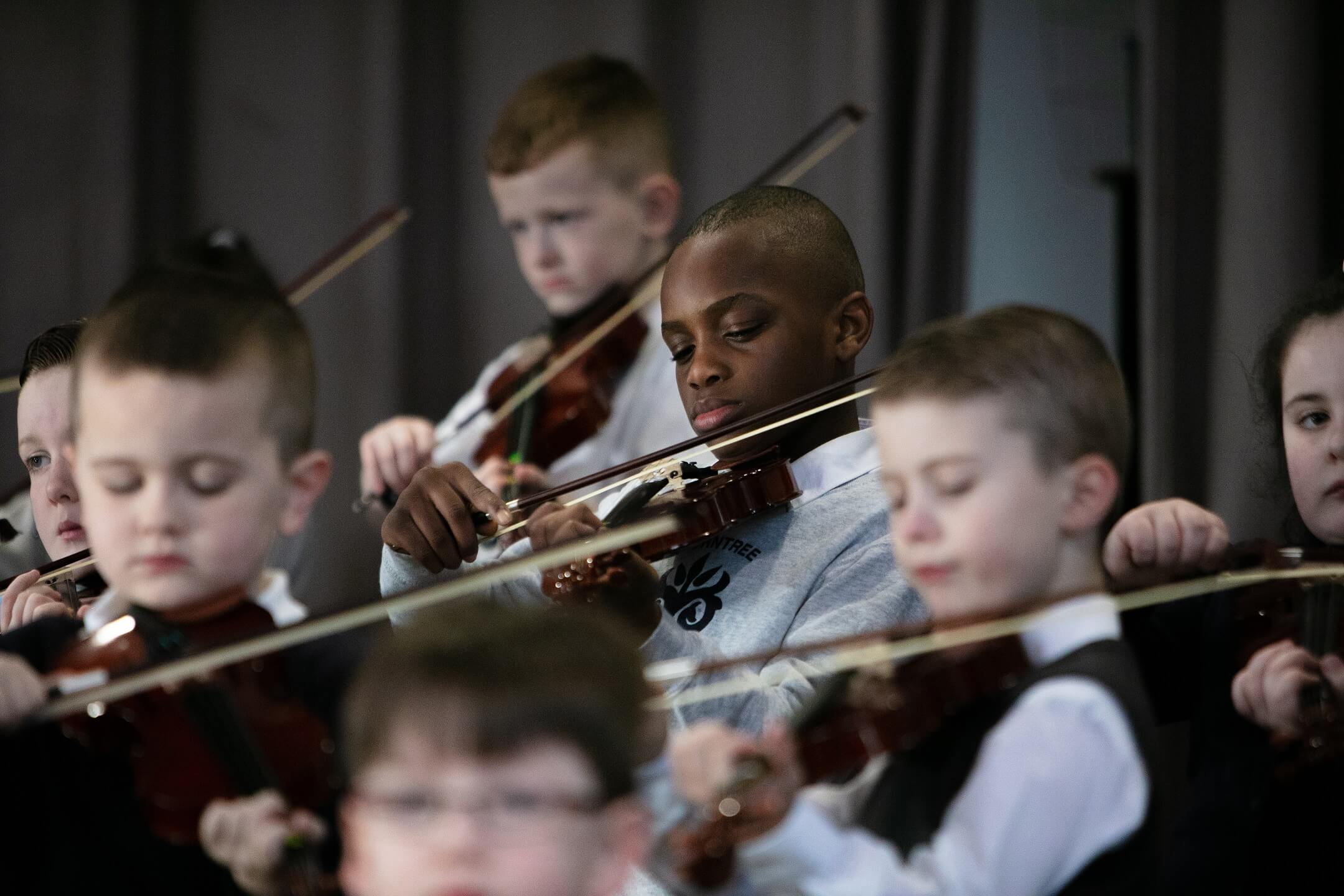 Joint statement from Principal Jeffrey Sharkey and John Wallace, Convenor of Music Education Partnership Group Image