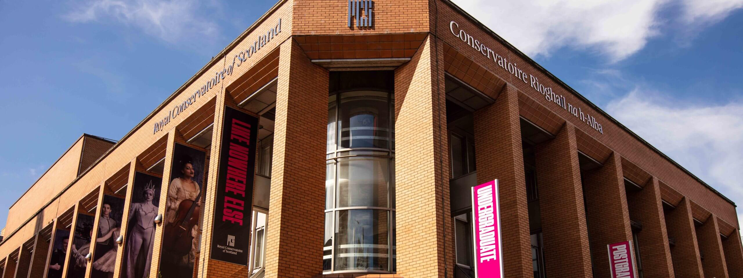 Royal Conservatoire of Scotland appoints six new Governors Image