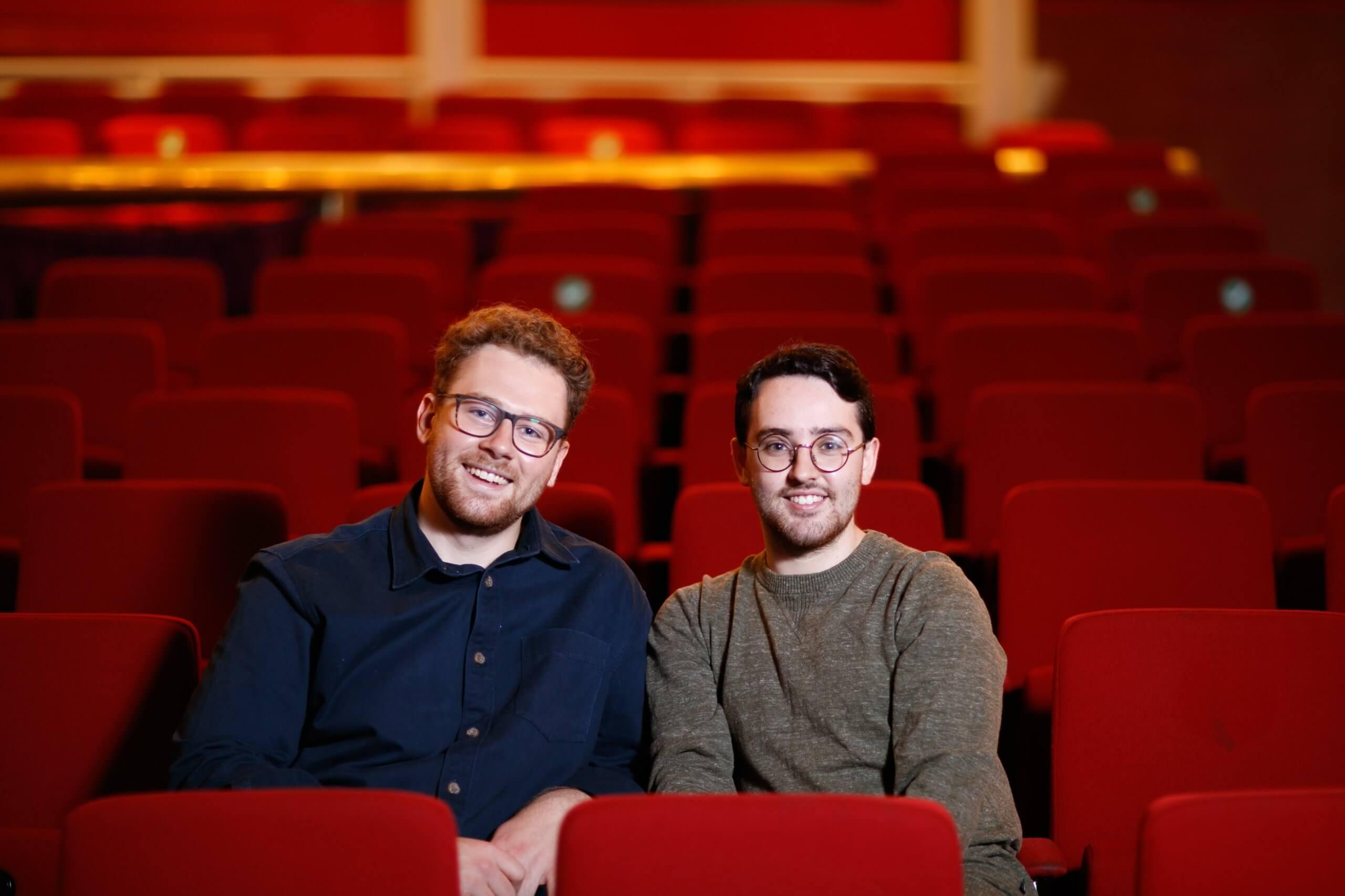 Powerhouse musical theatre partnership in the spotlight Image